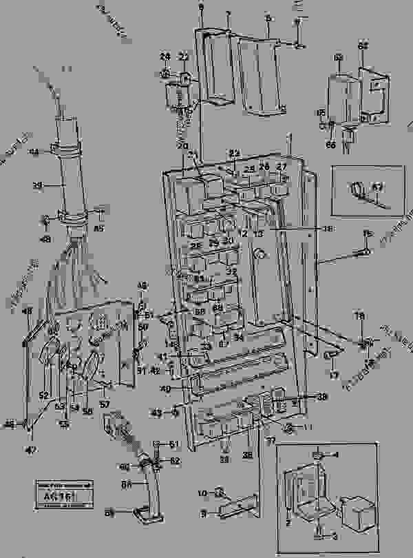 Volvo D12 Crankcase Pressure Sensor Location