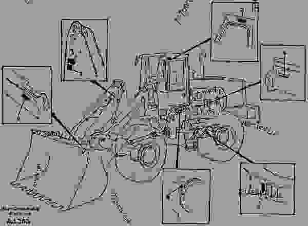 Volvo l90e wiring diagram