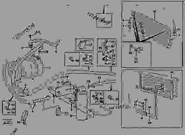 Assembly hoses: Evaparator, receiver drier, condenser