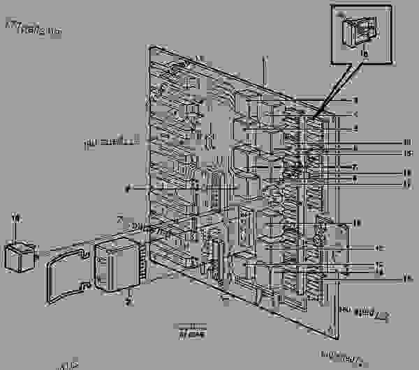 Volvo L70d Fuse Box. Volvo. Auto Wiring Diagram