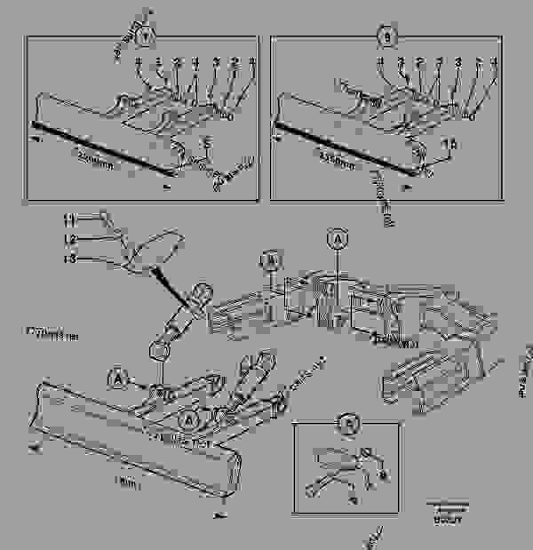 Case 450b Dozer Wiring Diagram Case 850D Dozer Wiring