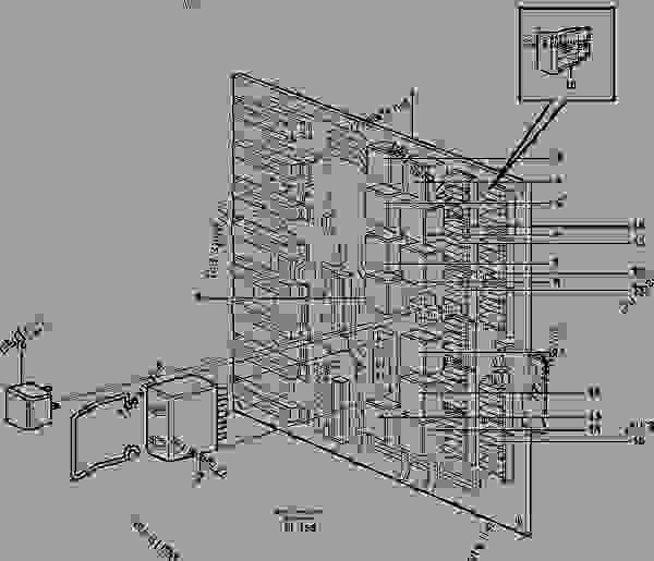 Volvo L 45 Loader Wiring Diagram | Wiring Diagram on volvo l45, volvo l120f, volvo l20b, volvo l60e,