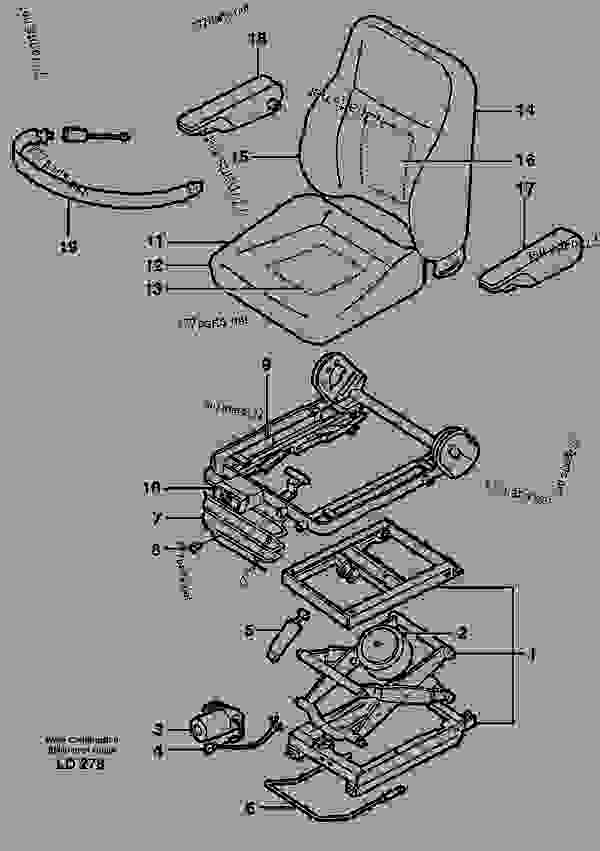 Volvo Driver S Seat Parts Diagram • Wiring Diagram For Free