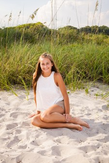 Myrtle Beach senior portrait photographers