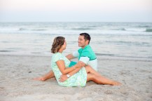 Engagement pictures in Myrtle Beach
