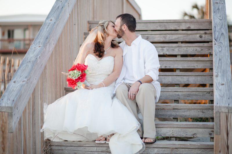 Chris & Mary getting married in Ocean Isle Beach