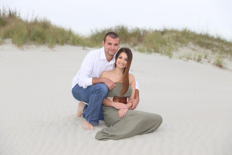 Myrtle Beach engagement photography