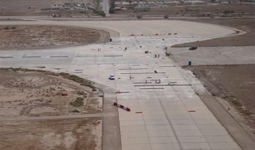 Balad Air Base Air Quality