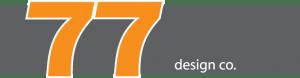 77 Design Co logo