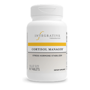 Cortisol Manager – The Stress Hormone Stabilizer