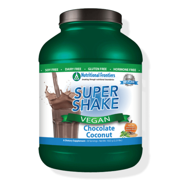 SUPER SHAKE (CHOCOLATE COCONUT