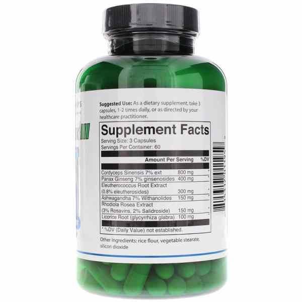 Adrenamax III from Nutritional Frontiers