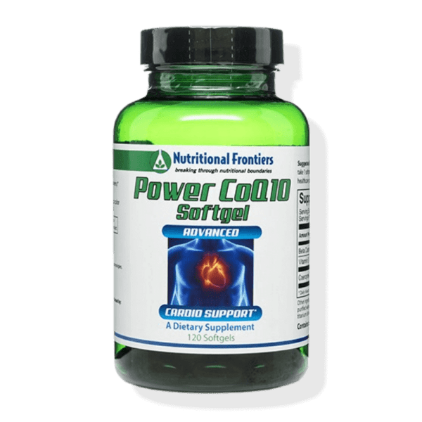 power cog10 nutritional frontiers