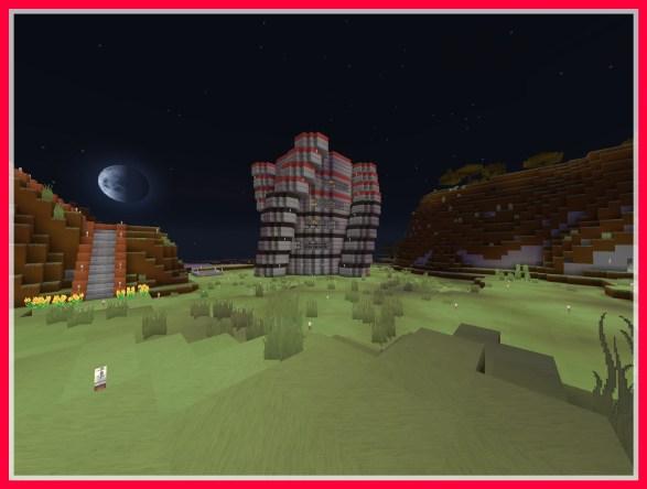 Bitter's Circular Towers Pop-up