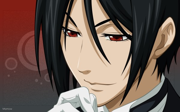 Black Butler Finny X Pluto - Year of Clean Water