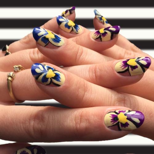 spring nail designs tumblr