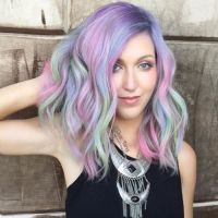 colorful hair | Tumblr
