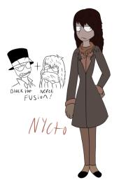 black cartoon characters