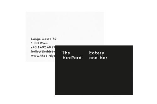 "tumblr_oz55qkVYaF1r5vojso3_500 The BirdYard Eatery and Bar by Atelier Olschinsky""Concept,... Design"