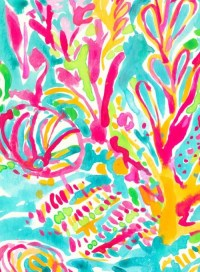 lilly pulitzer wallpaper | Tumblr