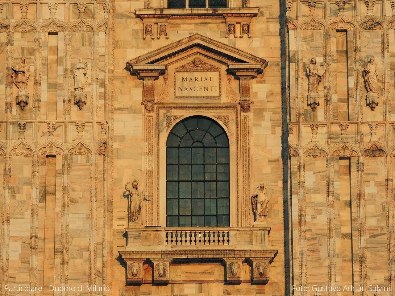 Particolare - Duomo di Milano