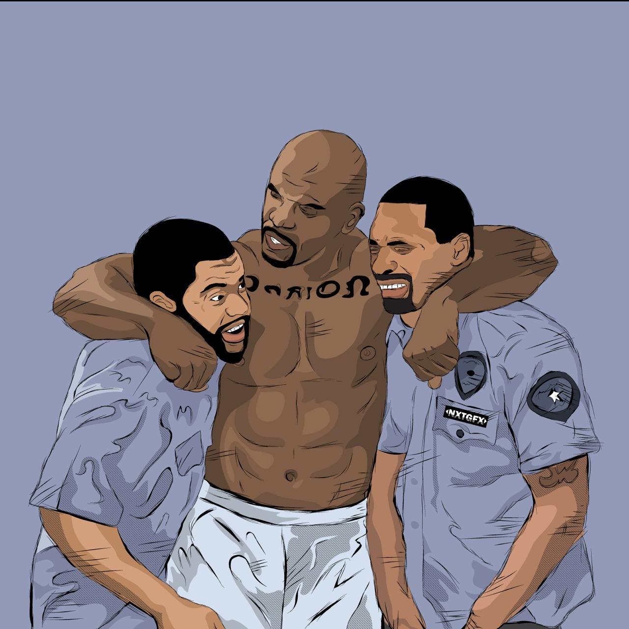 Boondocks Cartoon Afri Trill