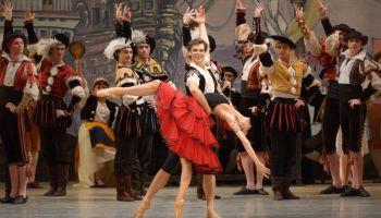 Viktoria Tereshkina as Kitri in Don Quixote (Mariinsky Ballet) – Ballet