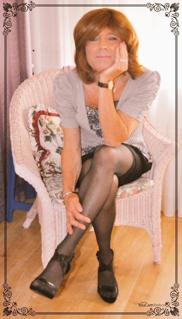 Crossdress No Ordinary  theyvonneverdiposts Yvonne Verdi via