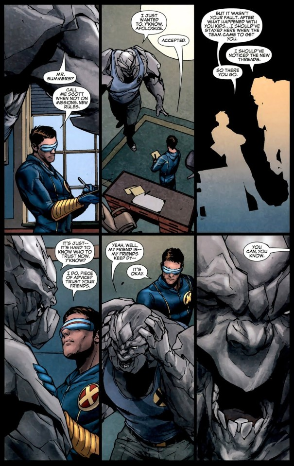 Scotty Summers Young X Men 6 Reminder That