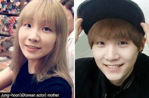 Yoongi Without Makeup