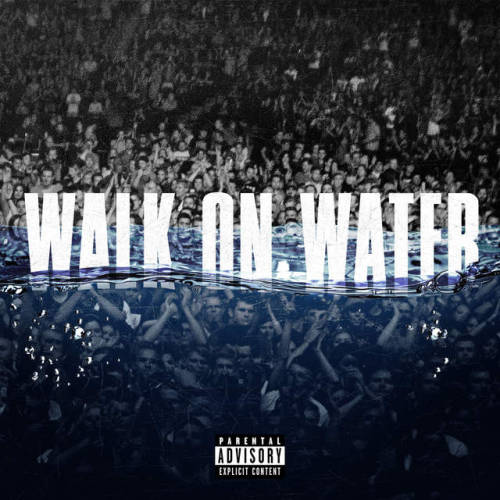 Eminem - Walk On Water ft. Beyoncé Artwork