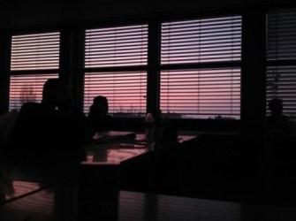 aesthetic pink aesthetics dark theme sky sunset notes glow touch reblog aeathetic posted lotus ago years