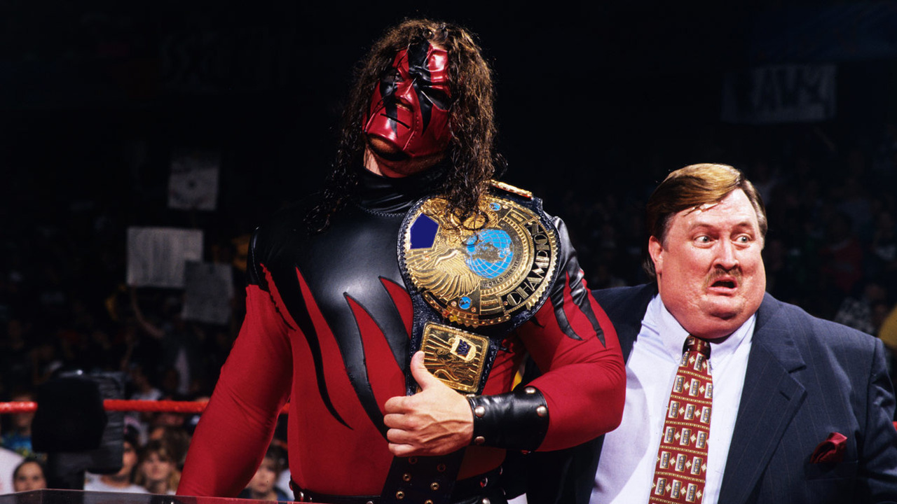 Image result for kane paul bearer