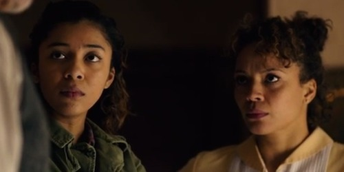 Image result for the purge anarchy eva and cali
