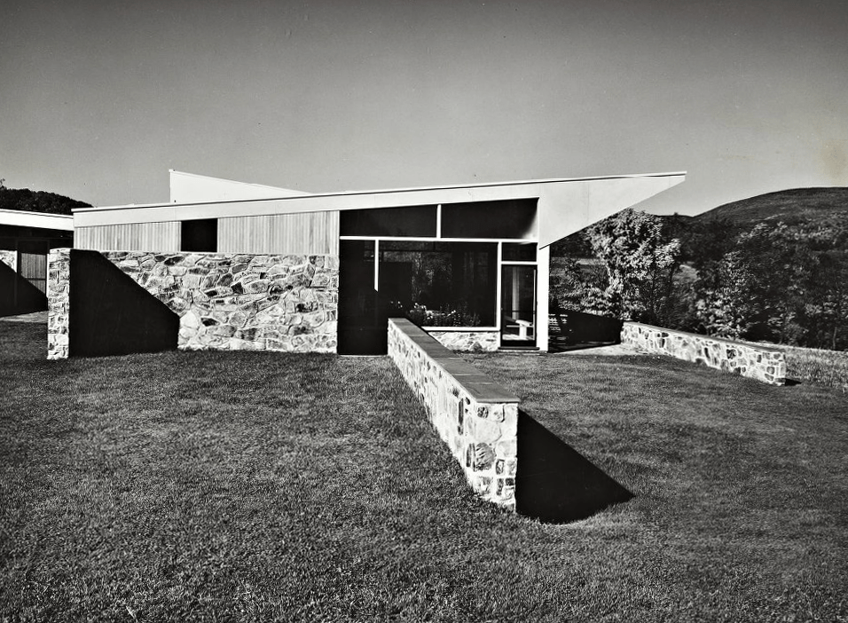 Design is fine  Marcel Breuer Robinson House 19471948