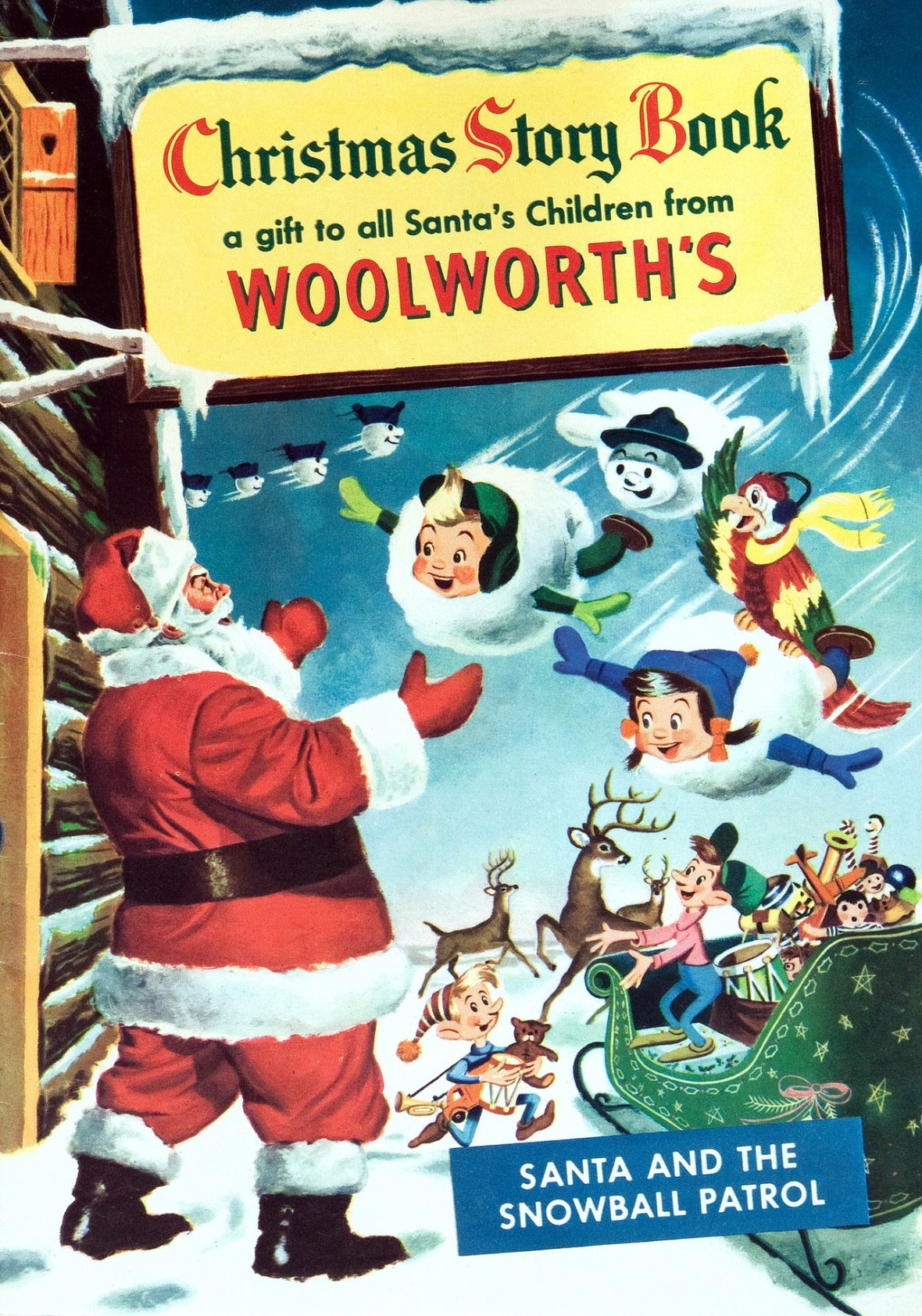 Woolworth's - 1952
