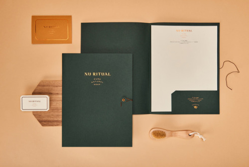 """tumblr_p2mwn3teL51r5vojso1_500 Logo Identification for Nu Ritual by way of Menta.""""Impressed by way of vintage... Design"""