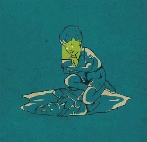 tumblr_p6iqhjUasI1qz6f9yo1_500 Reflection, Kristian Jones Random