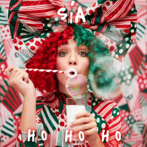 Sia - Ho Ho Ho Artwork