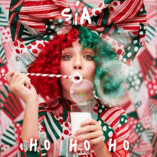 Sia - Ho Ho Ho Artwork