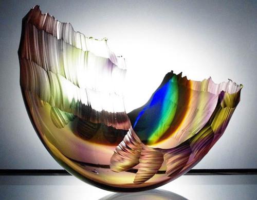 Image result for GRAHAM MUIR glass