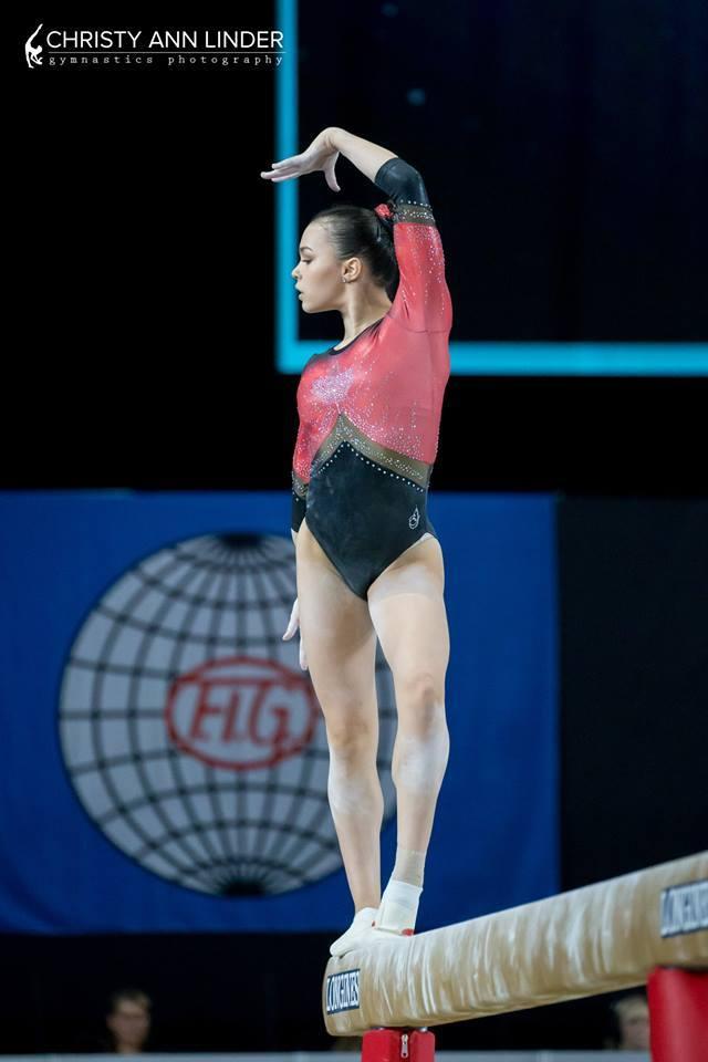 Brooklyn Moors (Canada)2017 World Championships: Qualifications