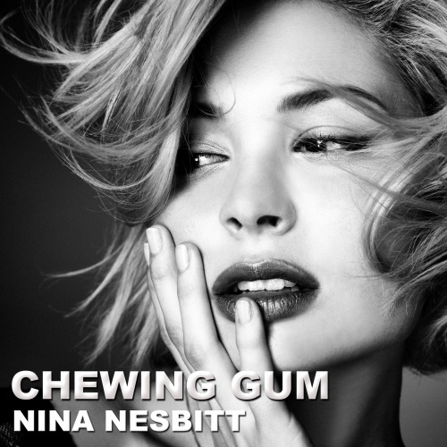 Nina Nesbit - Chewing Gum Artwork