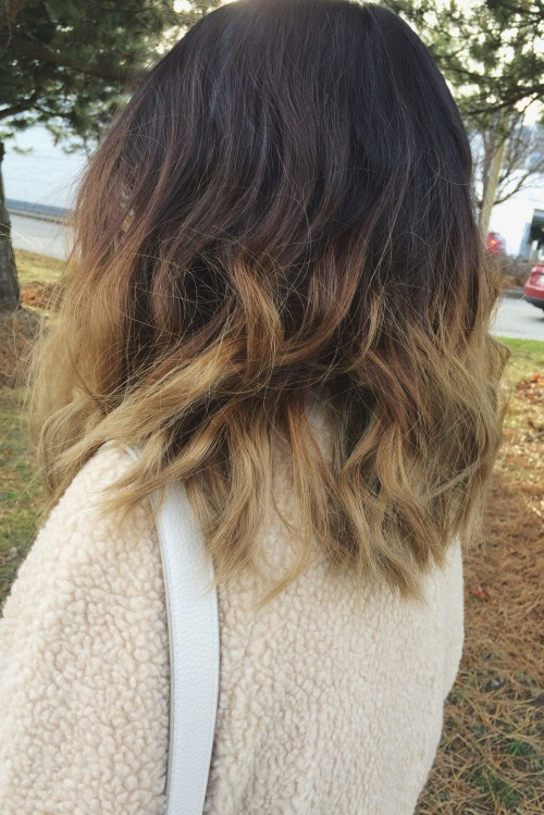 brown hair balayage  Tumblr