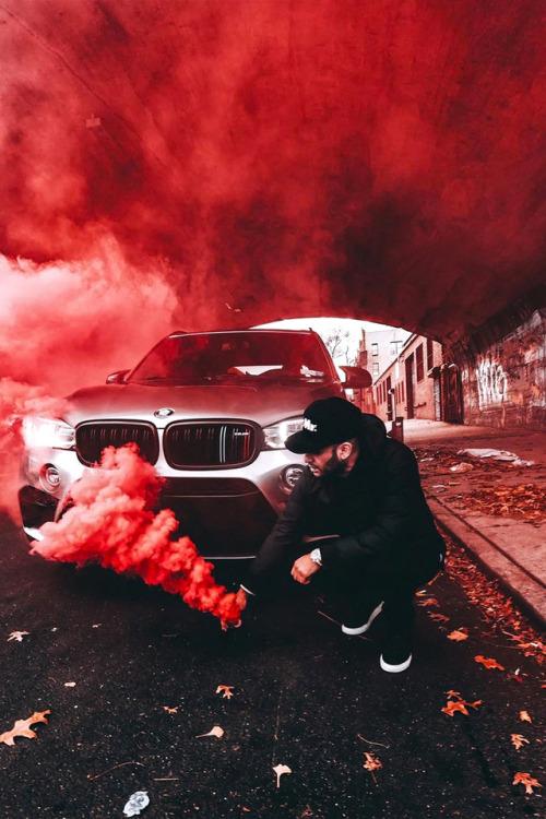Bmw X6 Wallpaper Iphone Smoke Flares Tumblr