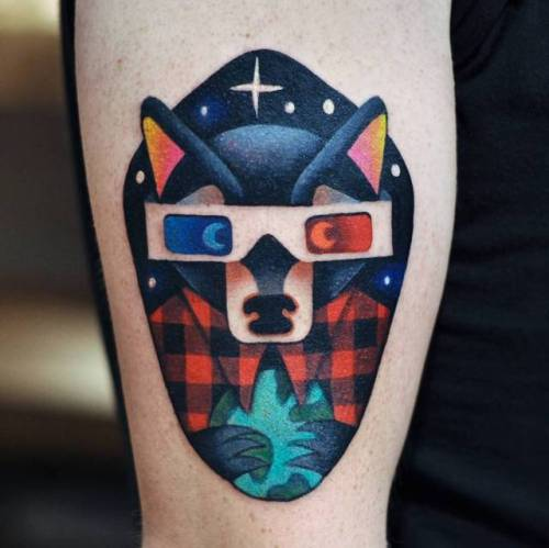 By David Côté Done At Imperial Tattoo Connexion Montreal