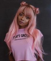 kawaii black girls pastel goth