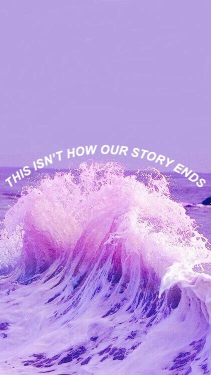 Fall Out Boy Mania Wallpaper Purple Aesthetic Wallpaper Tumblr