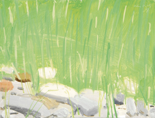 tumblr_msnw0lKQ9C1qfc4xho1_500 contemporary-art-blog:  Alex Katz, Seeing and Appearing, at the... Contemporary