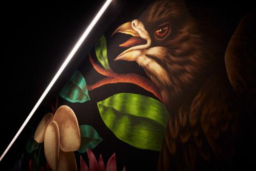"tumblr_oz55qkVYaF1r5vojso10_500 The BirdYard Eatery and Bar by Atelier Olschinsky""Concept,... Design"
